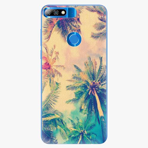 Plastový kryt iSaprio - Palm Beach - Huawei Y7 Prime 2018