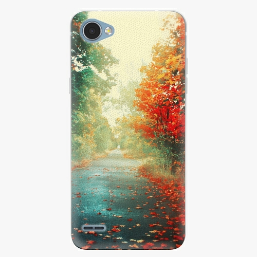 Plastový kryt iSaprio - Autumn 03 - LG Q6