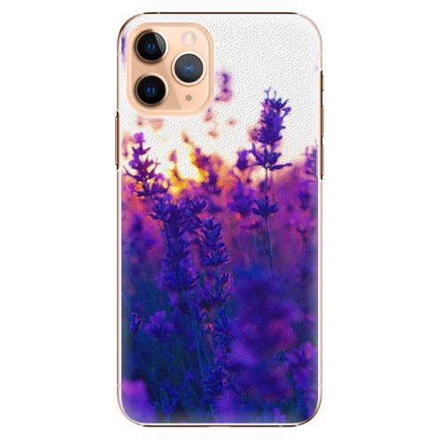 Plastový kryt iSaprio - Lavender Field - iPhone 11 Pro