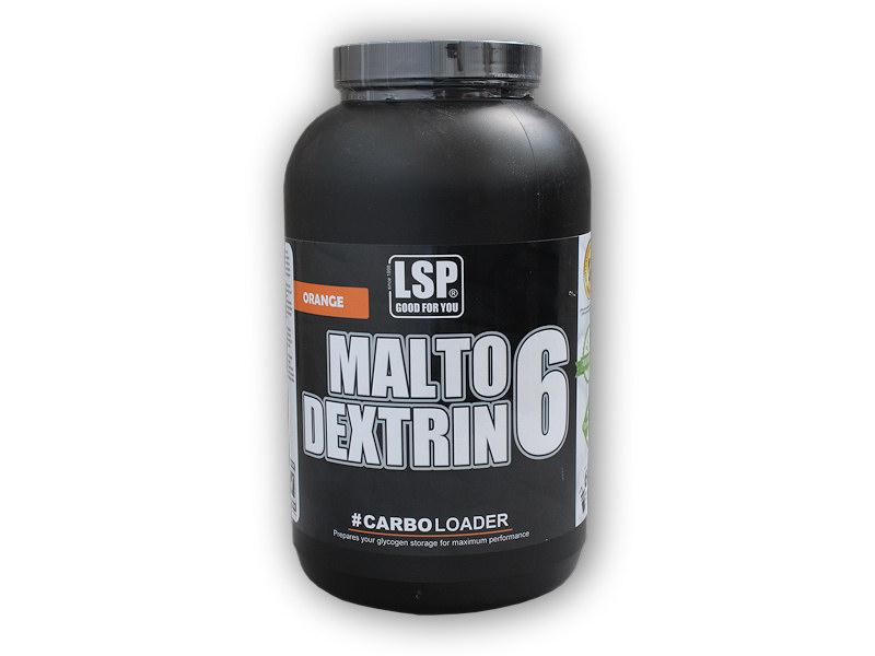 Maltodextrin 6 orange 2000g