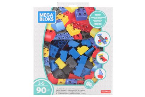 Mega Bloks Jumbo box 2 + (90) FLY44
