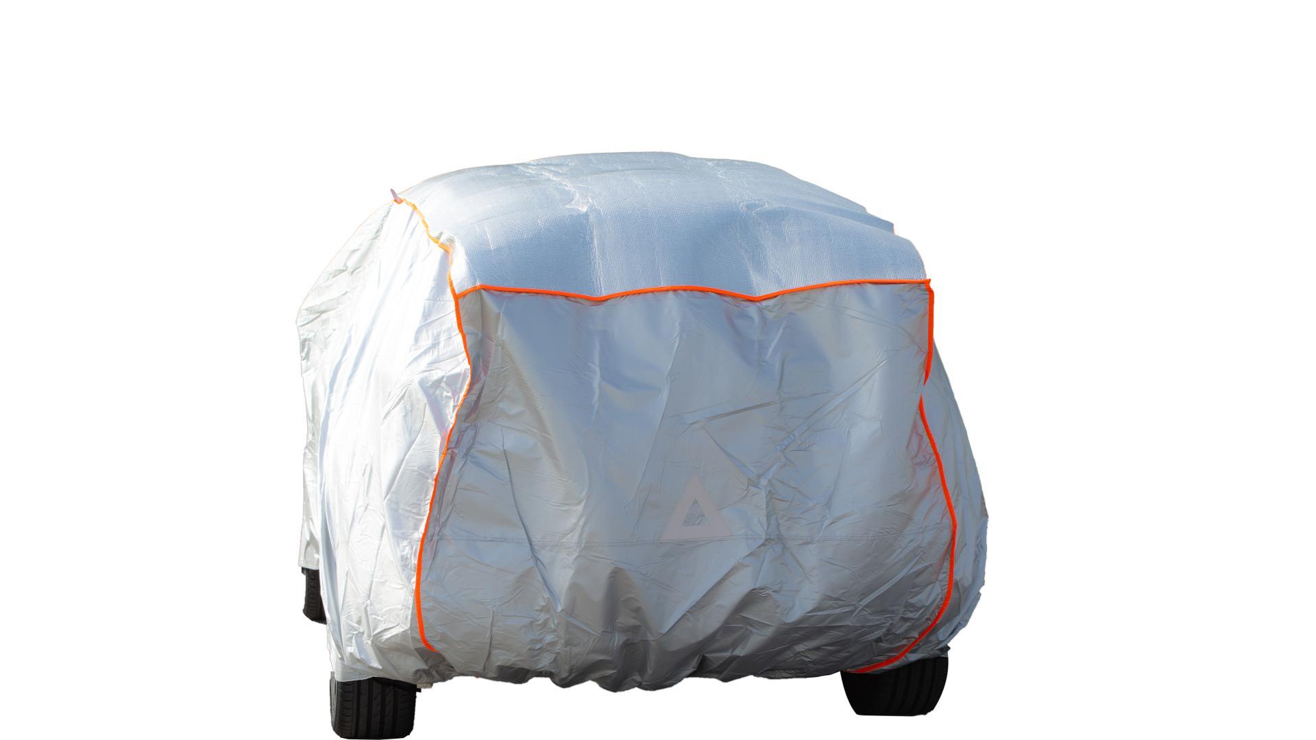 4CARS Anti hail car cover SUV L