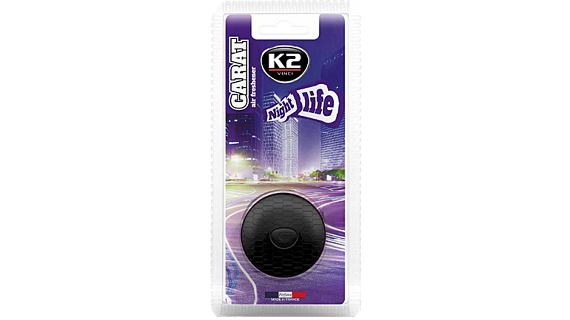 K2 CARAT 2,7 ml NIGHT LIFE