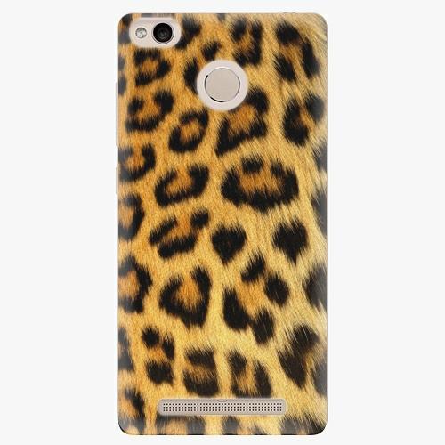 Plastový kryt iSaprio - Jaguar Skin - Xiaomi Redmi 3S