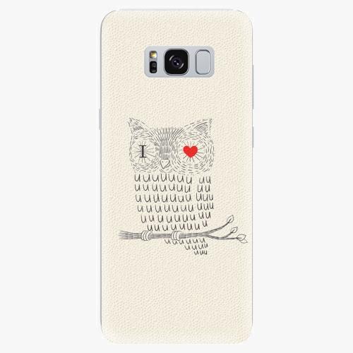 Plastový kryt iSaprio - I Love You 01 - Samsung Galaxy S8 Plus