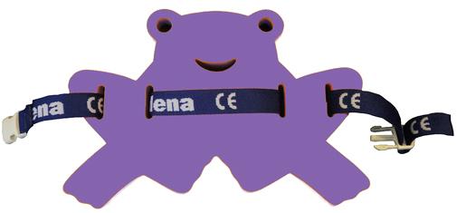 MATUŠKA-DENA Pás plavecký žabka 37-24cm fialovo-modrá