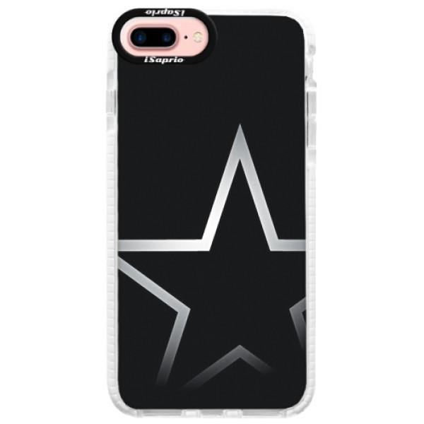 Silikonové pouzdro Bumper iSaprio - Star - iPhone 7 Plus
