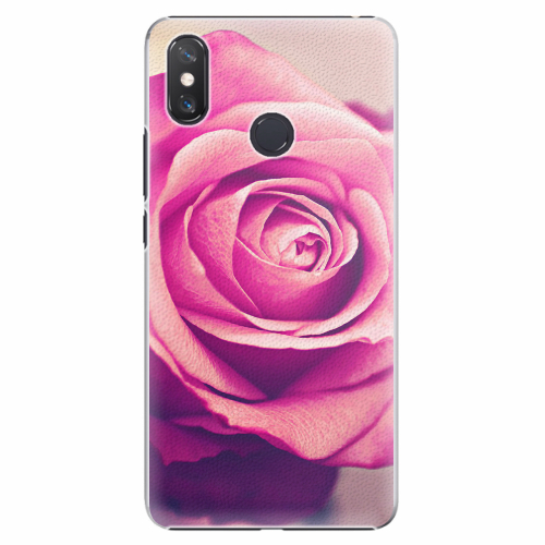 Plastový kryt iSaprio - Pink Rose - Xiaomi Mi Max 3
