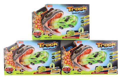 Dráha s dinosaurem