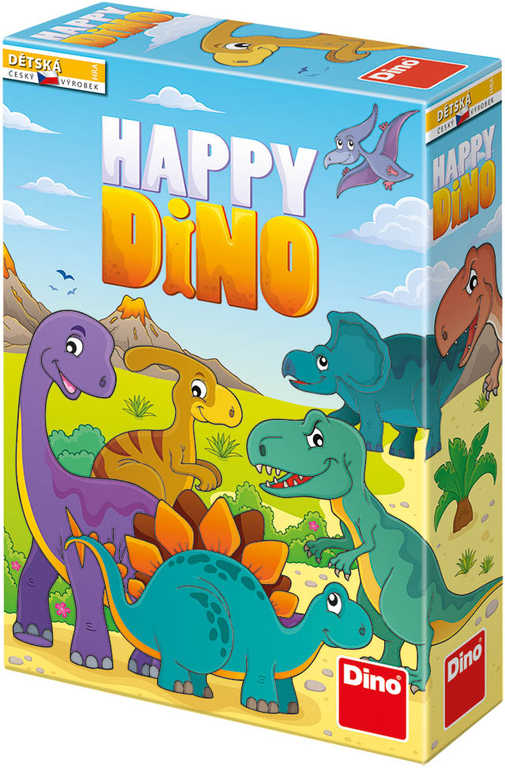 DINO HRA Happy Dino