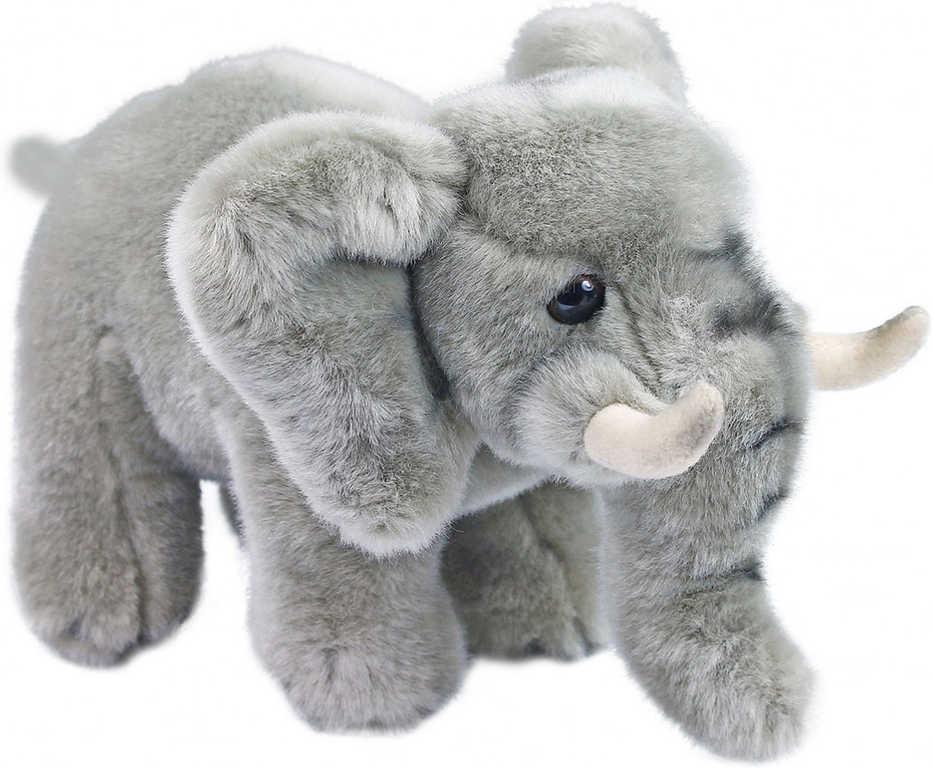 PLYŠ Slon 22 cm exkluzivní kolekce
