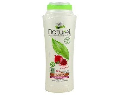 WINNIS NATUREL Shampoo Melograno šampon s granátovým jablkem na suché vlasy 250 ml