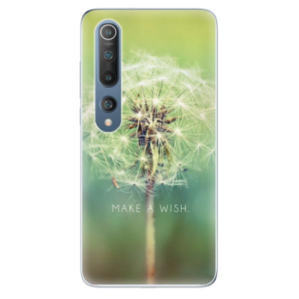 Odolné silikonové pouzdro iSaprio - Wish - Xiaomi Mi 10 / Mi 10 Pro