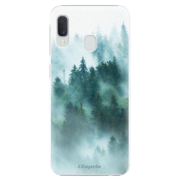 Plastové pouzdro iSaprio - Forrest 08 - Samsung Galaxy A20e