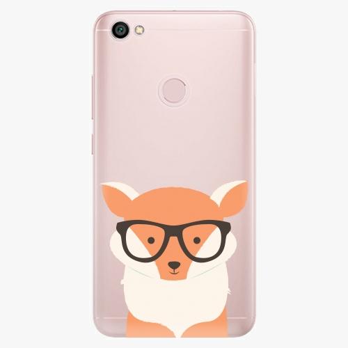 Plastový kryt iSaprio - Orange Fox - Xiaomi Redmi Note 5A / 5A Prime