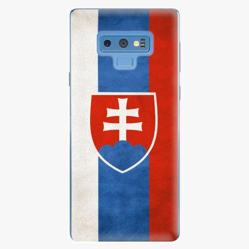 Plastový kryt iSaprio - Slovakia Flag - Samsung Galaxy Note 9