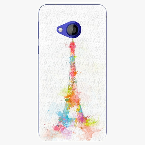 Plastový kryt iSaprio - Eiffel Tower - HTC U Play