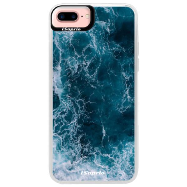 Neonové pouzdro Pink iSaprio - Ocean - iPhone 7 Plus