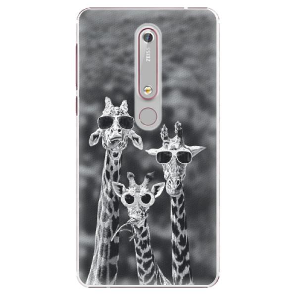 Plastové pouzdro iSaprio - Sunny Day - Nokia 6.1