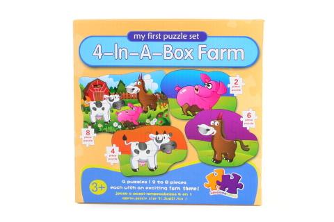 Puzzle farma 4v1
