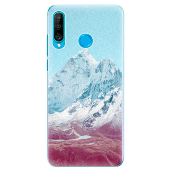 Plastové pouzdro iSaprio - Highest Mountains 01 - Huawei P30 Lite
