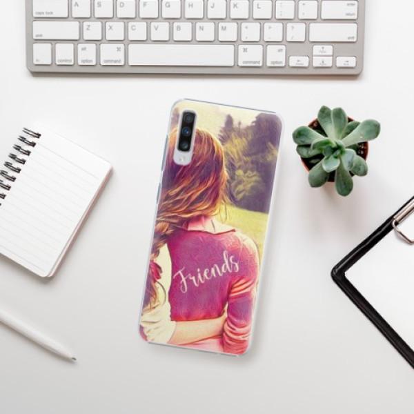 Plastové pouzdro iSaprio - BF Friends - Samsung Galaxy A70