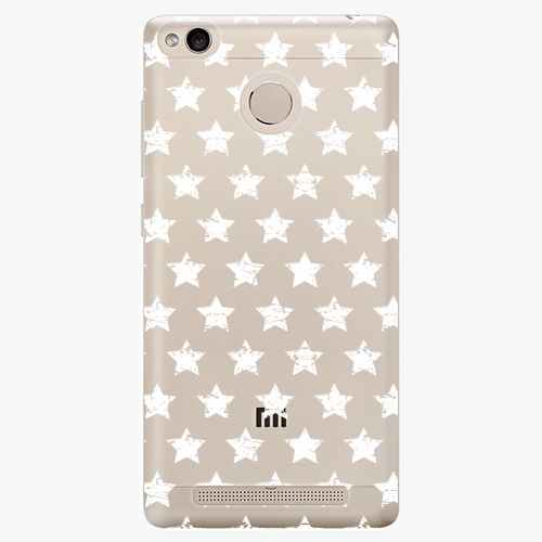 Plastový kryt iSaprio - Stars Pattern - Xiaomi Redmi 3S