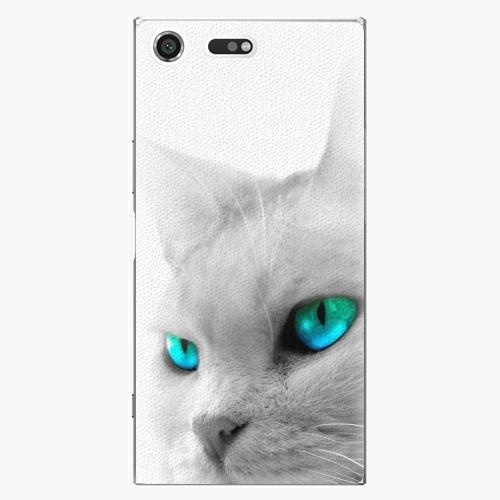 Plastový kryt iSaprio - Cats Eyes - Sony Xperia XZ Premium
