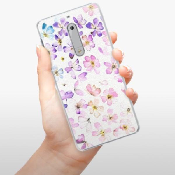 Plastové pouzdro iSaprio - Wildflowers - Nokia 5