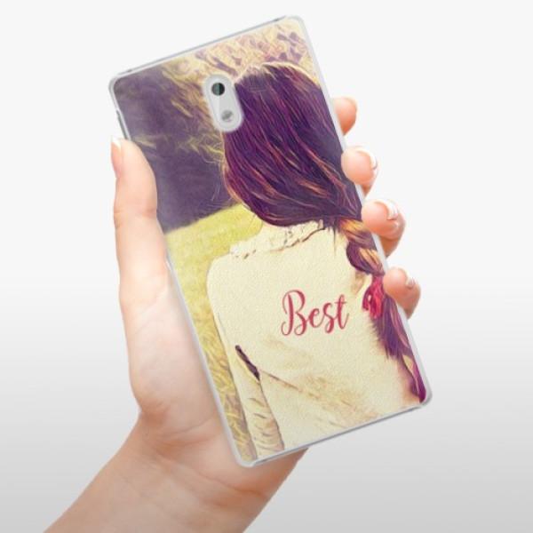 Plastové pouzdro iSaprio - BF Best - Nokia 3