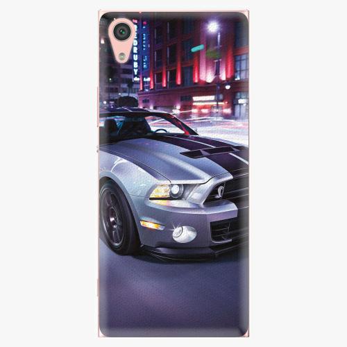 Plastový kryt iSaprio - Mustang - Sony Xperia XA1