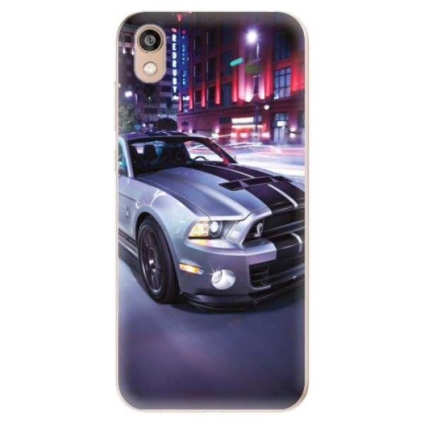 Odolné silikonové pouzdro iSaprio - Mustang - Huawei Honor 8S