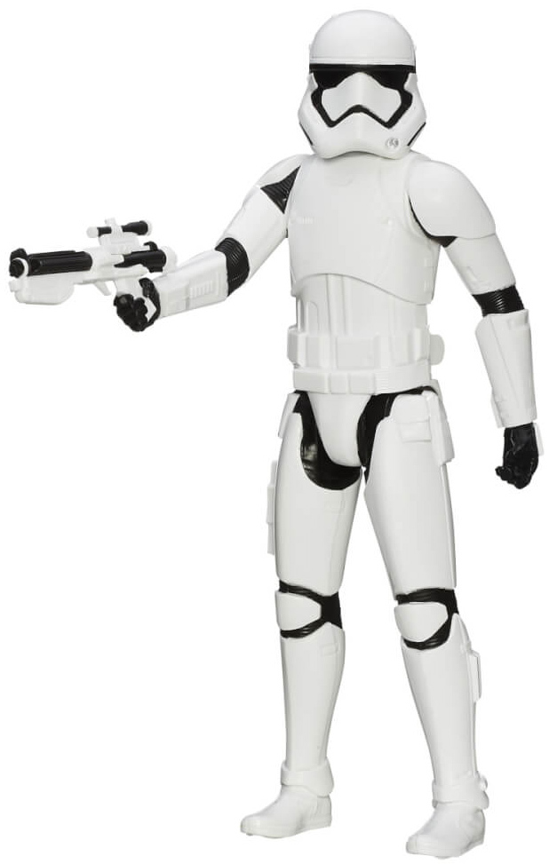 HASBRO Star Wars epizoda 7 figurka hrdinská 30cm různé druhy plast