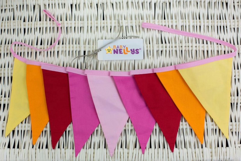 Ozdobná girlanda Baby Nellys ®- č. 10