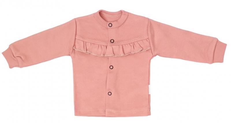 Mamatti Novorozenecká bavlněná košilka, kabátek, New minnie