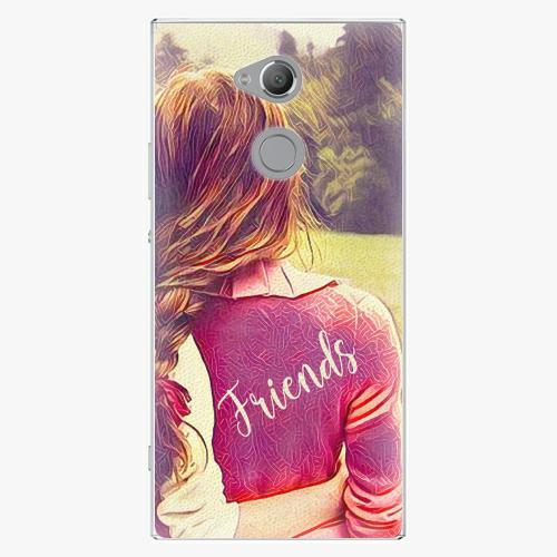 Plastový kryt iSaprio - BF Friends - Sony Xperia XA2 Ultra