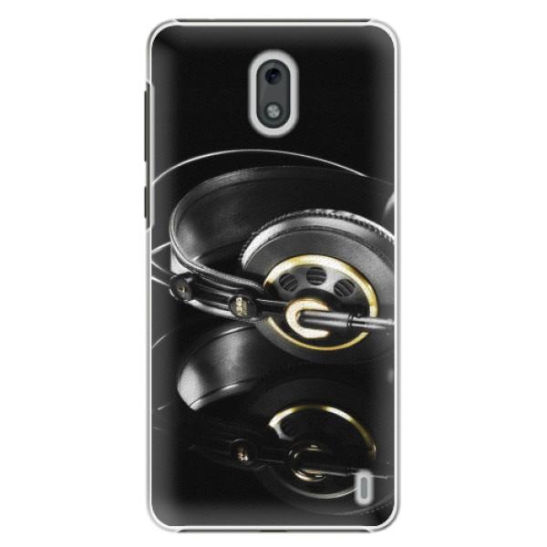 Plastové pouzdro iSaprio - Headphones 02 - Nokia 2