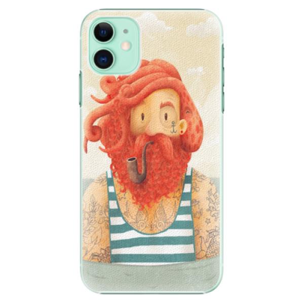 Plastové pouzdro iSaprio - Sailor - iPhone 11