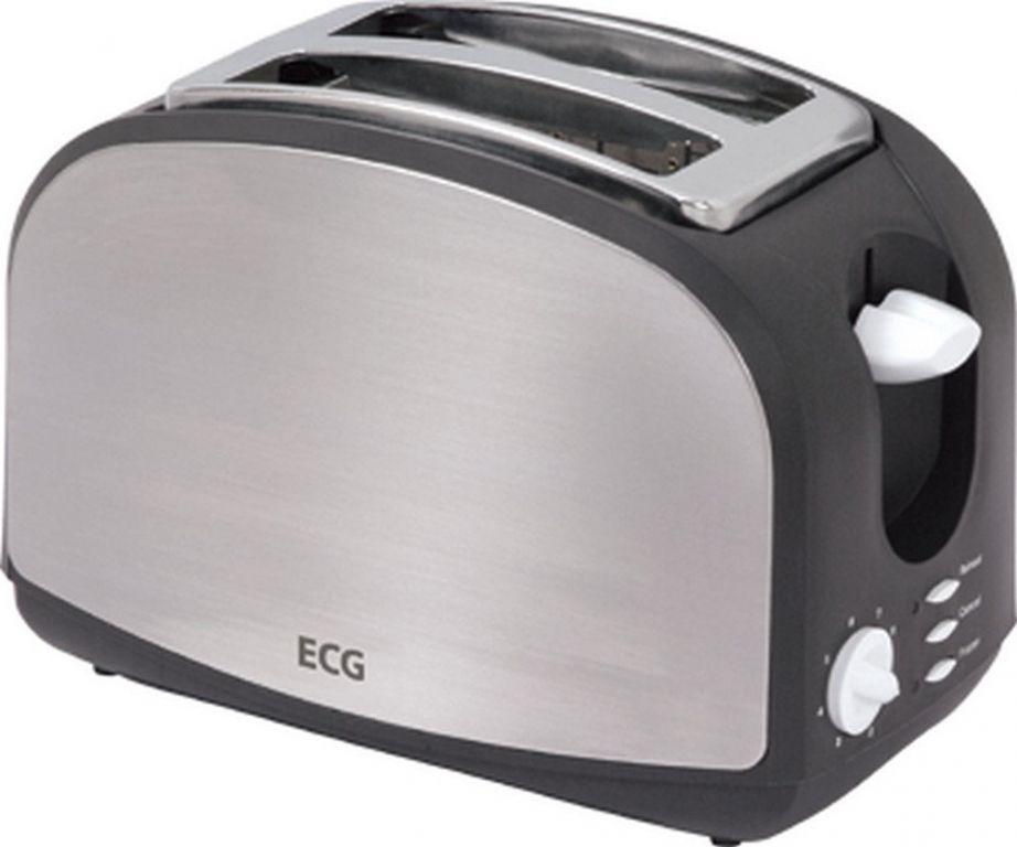 Topinkovač ECG ST 968 černo-nerezový