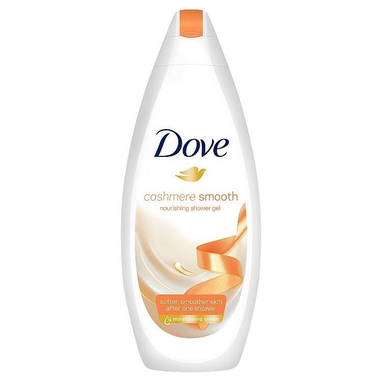 Cashmere smooth vyživující sprchový gel 250 ml