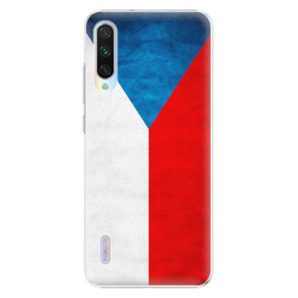 Plastové pouzdro iSaprio - Czech Flag - Xiaomi Mi A3