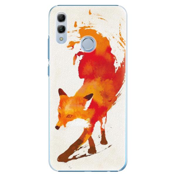 Plastové pouzdro iSaprio - Fast Fox - Huawei Honor 10 Lite