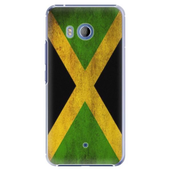 Plastové pouzdro iSaprio - Flag of Jamaica - HTC U11