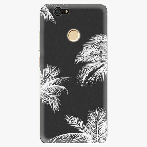 Plastový kryt iSaprio - White Palm - Huawei Nova