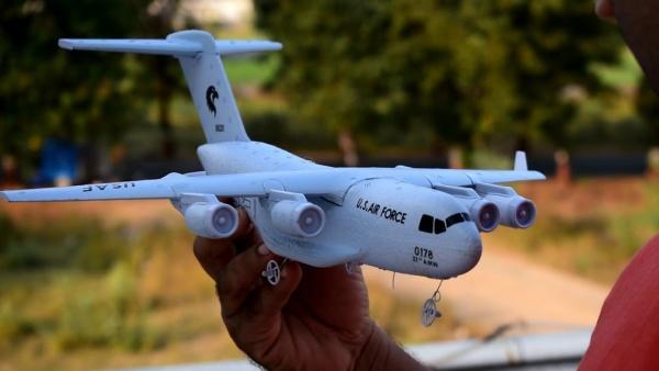 RC letadlo Boeing C17