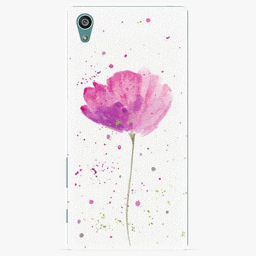 Plastový kryt iSaprio - Poppies - Sony Xperia Z5