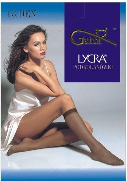 Punčochy na pas Lycra - Gatta - Diano/1-2