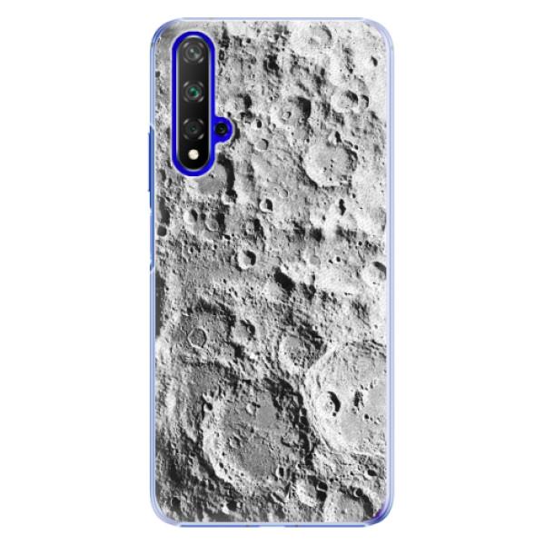 Plastové pouzdro iSaprio - Moon Surface - Huawei Honor 20