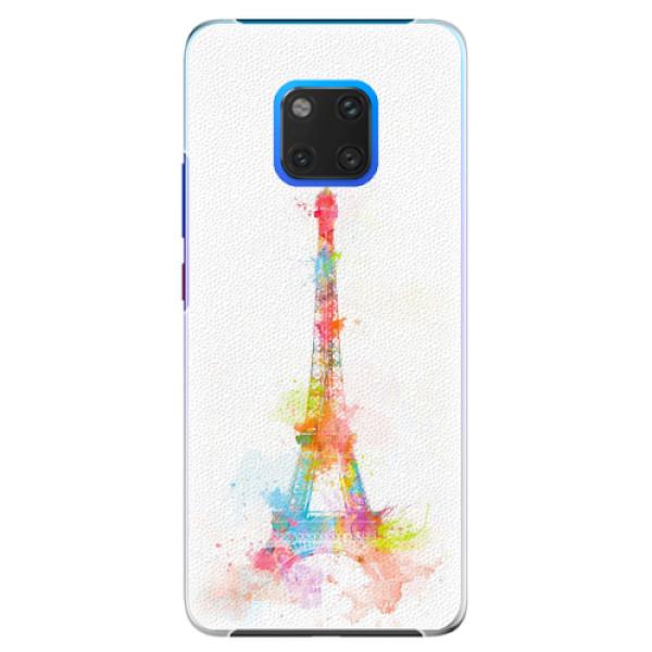 Plastové pouzdro iSaprio - Eiffel Tower - Huawei Mate 20 Pro