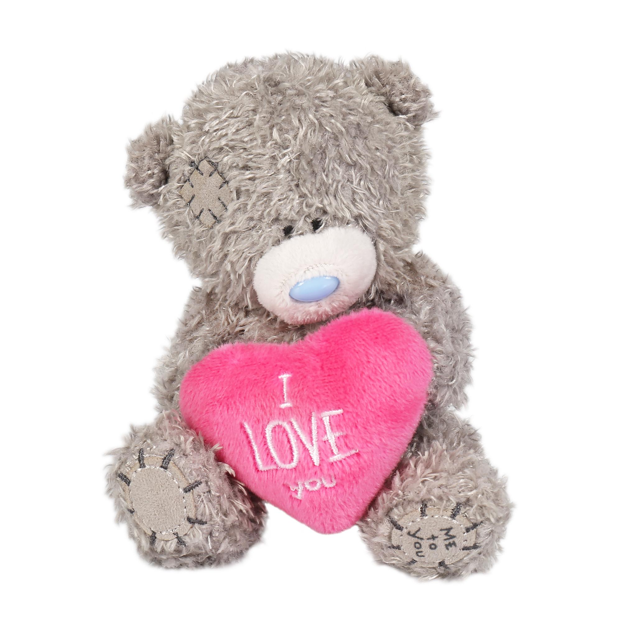 Medvídek - Srdce